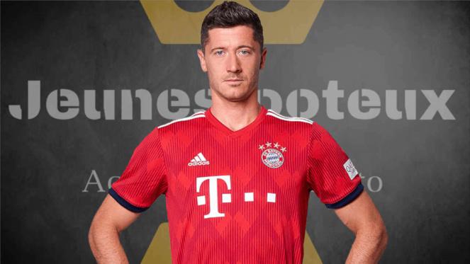 Bayern Munich : encore un record pour Robert Lewandowski !