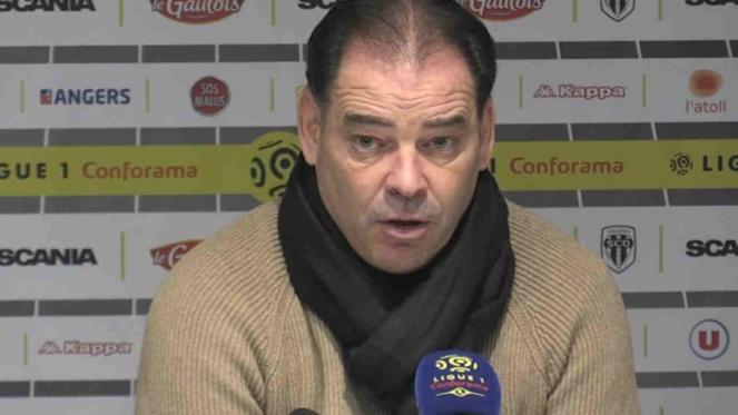 Stéphane Moulin va quitter Angers SCO !