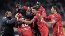 Le maintien aussi pour Valenciennes !