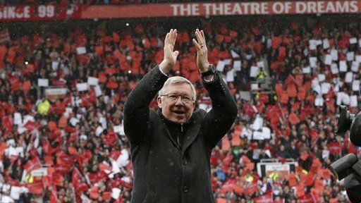 Sir Alex: Simply the Best