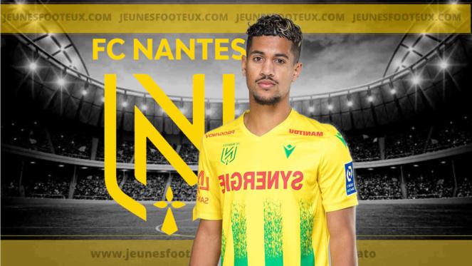 FC Nantes : Ludovic Blas concède des erreurs de jeunesse avec Antoine Kombouaré