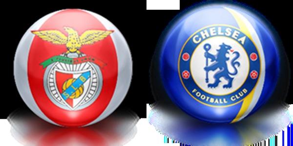 Benfica - Chelsea à l'approche de la finale