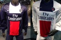 Les maillots du PSG 2013/2014