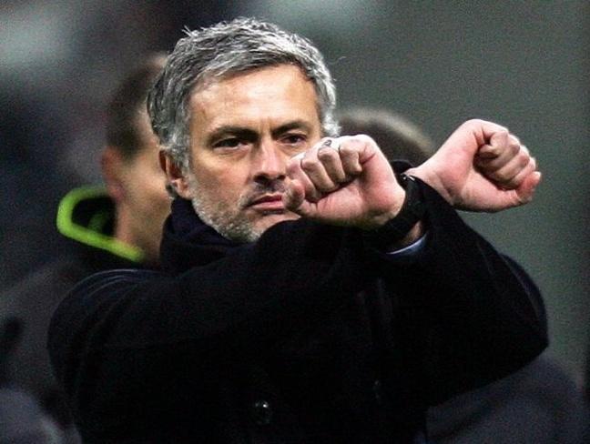 Mourinho s'en va... Les mains vides !