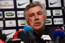 Ancelotti quitte Paris !