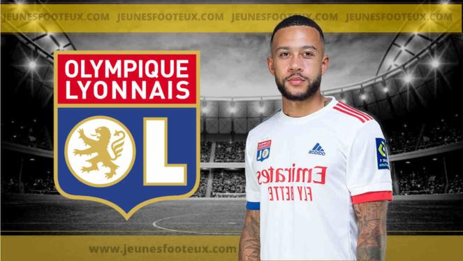 OL - Mercato : Depay va quitter Lyon, il en est certain !