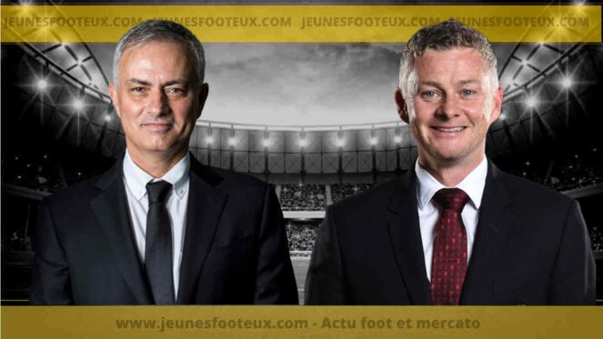 José Mourinho remet en place Ole Gunar Solskjaer