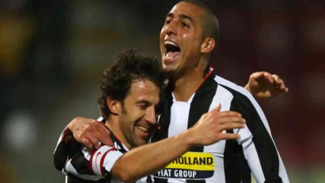 Juventus Turin : David Trézéguet revient sur l'insolente réussite de son duo avec Del Piero