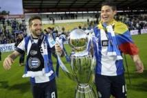 Moutinho et Rodriguez, un duo à 70 millions pour Monaco !