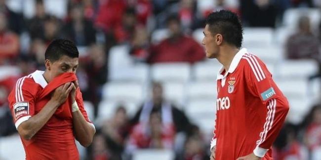 Benfica, ce malheureux