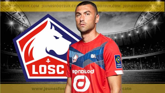 LOSC - Mercato : Burak Yilmaz en recruteur pour Lille OSC