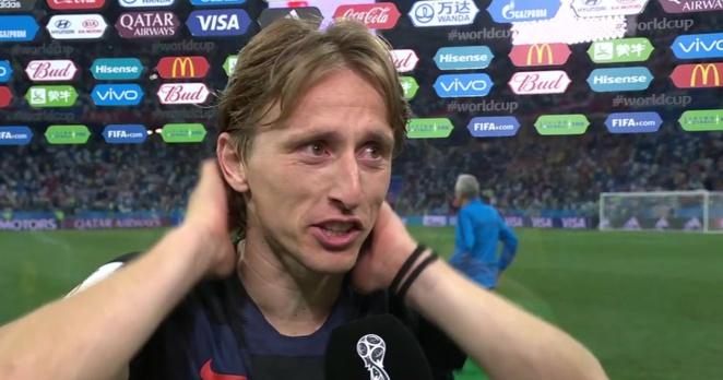Real Madrid Foot : Luka Modric va rester au Réal !