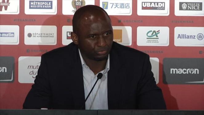 OGC Nice : Patrick Vieira se confie sur son licenciement