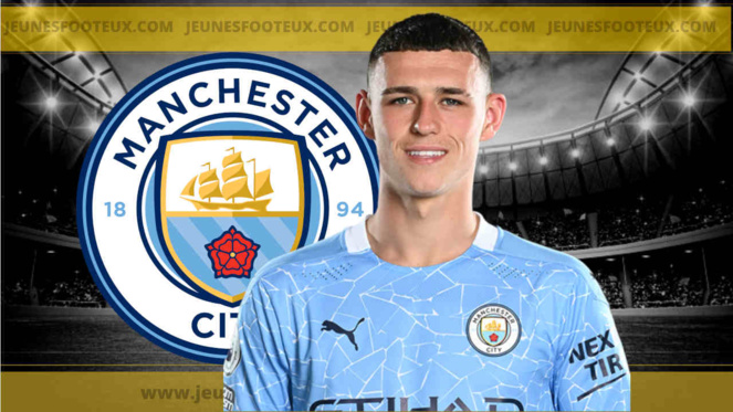Manchester City : Foden vire son agence de communication