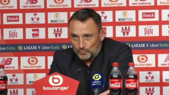 RC Lens : Franck Haise, une expulsion face à Brest qui ne passe pas