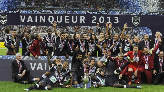 Bordeaux sauve sa saison et s'offre un titre !