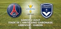 Le trophée des champions au Gabon !