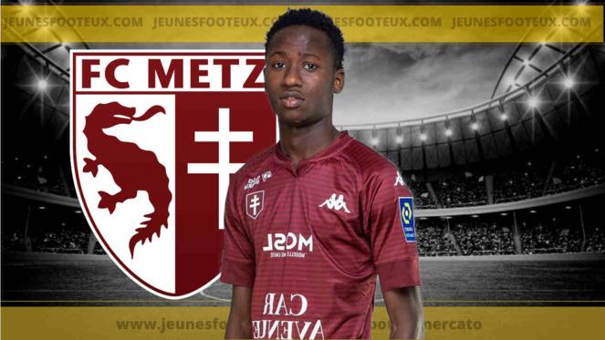 FC Metz - Mercato : Antonetti tape du poing sur la table au sujet de Pape Matar Sarr