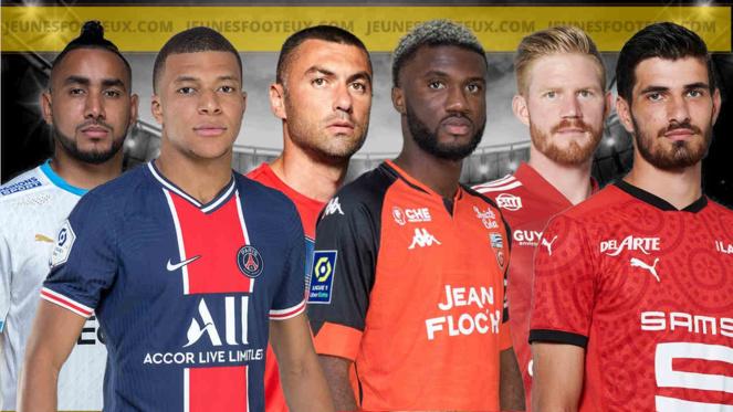 Ligue 1 : une orgie de buts ce week-end !