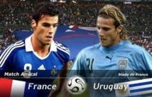 Les Bleus, dans le mordant des Uruguayens !