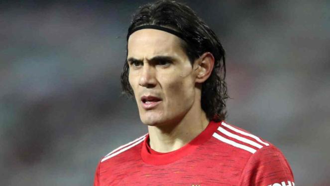 Manchester United et Solskjaer poussent pour Edinson Cavani !