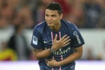 """Thiago Silva: """"j'aimerais  que Rooney signe au PSG """""""