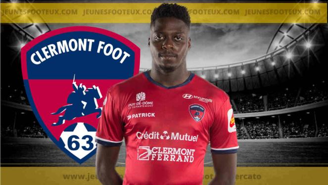 Clermont : Mohamed Bayo marche sur la Ligue 2