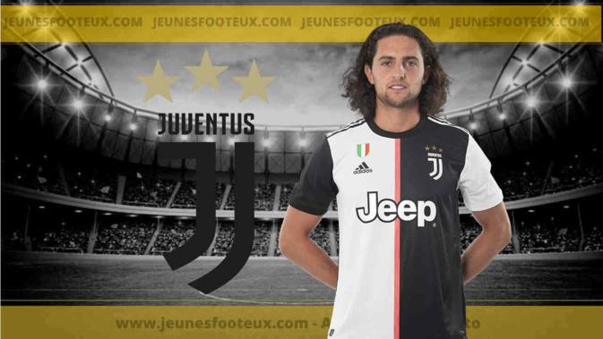 Juventus Turin : Adrien Rabiot pique encore le PSG !