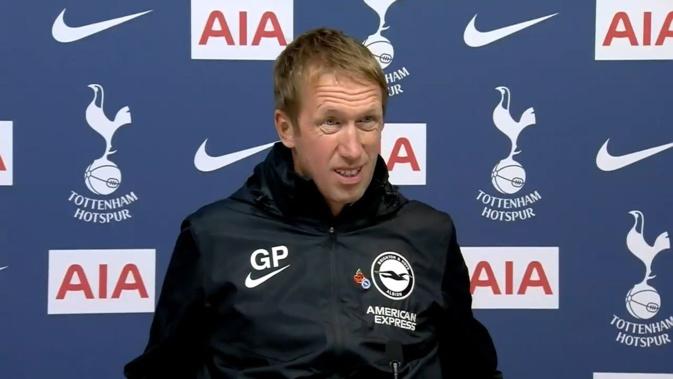 Tottenham : Graham Potter, candidat numéro 1 ?