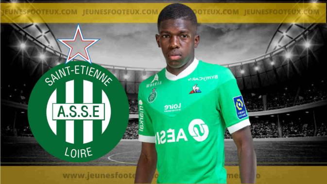ASSE - Mercato : Gourna Douath, un avenir à l'AS Saint-Etienne ?