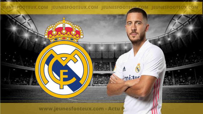 Real Madrid : Eden Hazard critiqué par le père de Thibaut Courtois