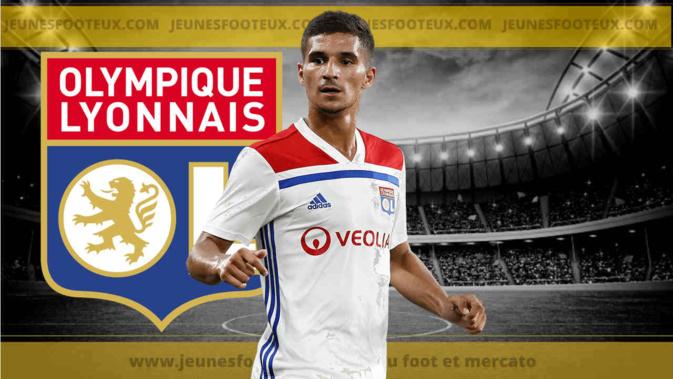 OL - Mercato : Deux clubs aimeraient recruter Houssem Aouar