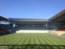 Un match à huis clos pour Saint-Étienne !