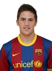 Andreu Fontas au Celta Vigo pour trois ans.