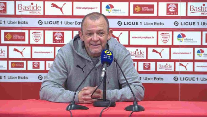 Nîmes : Pascal Plancque se confie sur son avenir