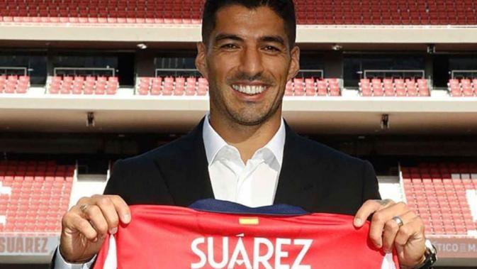 Luis Suarez (Atlético Madrid, ex Barça) vers la MLS ?