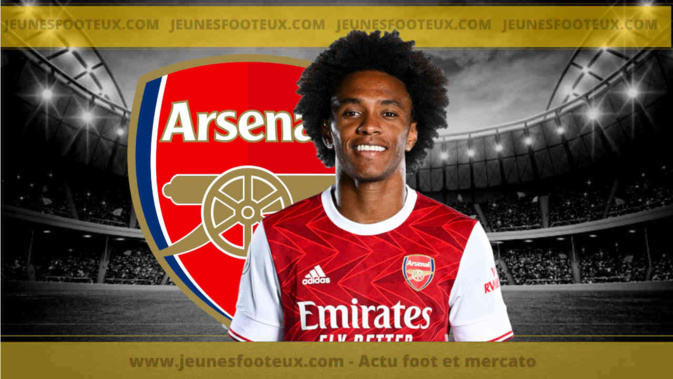 Arsenal - Mercato : Willian convoité en MLS