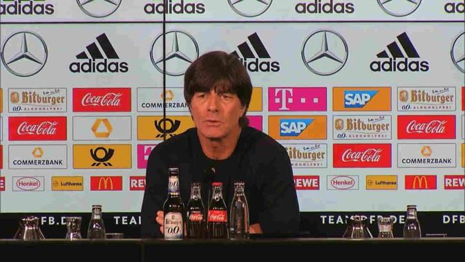 Allemagne : Joachim Low nous a fait une Didier Deschamps