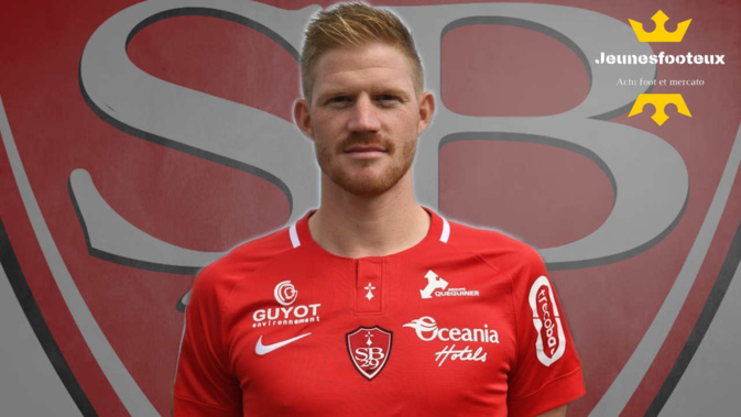 Brest Foot : Gaëtan Charbonnier à l'AJ Auxerre ?