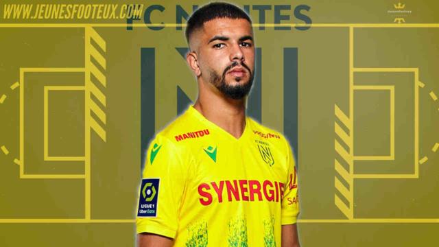 Maroc Foot : Imran Louza (FC Nantes) avec les Lions de l'Atlas !