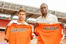 Aboubakar et Guerreiro à Lorient (officiel)