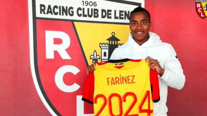 RC Lens : Un transfert définitif pour Wuilker Farinez