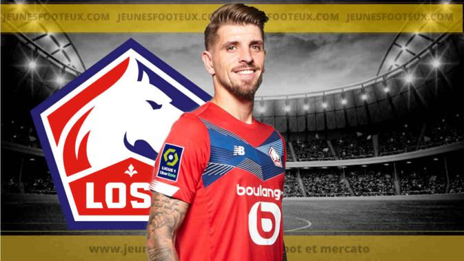 LOSC - Mercato : Xeka intéresse le Stade Rennais