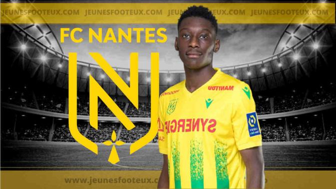 LOSC - Mercato : Randal Kolo Muani (FC Nantes) dans le viseur de Lille OSC