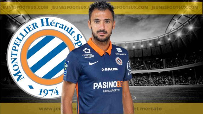 MHSC - Mercato : Laborde drague le Stade Rennais et l'OGC Nice