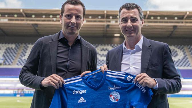 Strasbourg : Julien Stéphan succède à Thierry Laurey !