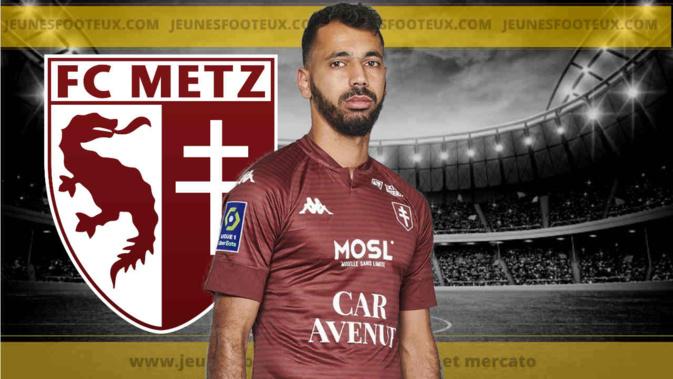 FC Metz : Boulaya donne un indice sur sa future destination