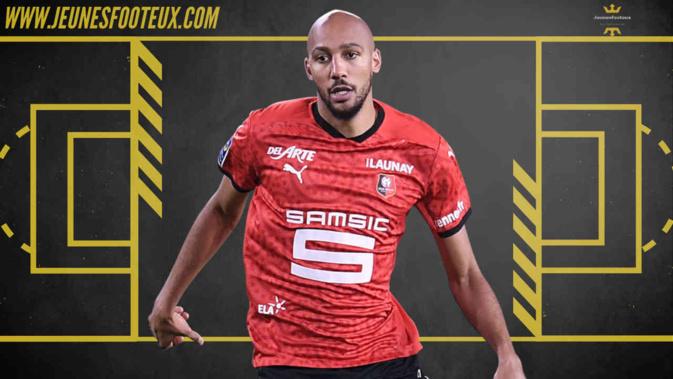Rennes Foot : Steven Nzonzi et le Stade Rennais.