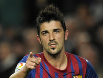Barcelone demande 10 millions pour Villa