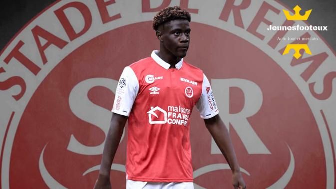 Stade de Reims Foot : Mbuku plaît en Ligue 1 !